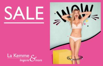 Summer Sale La Kemme