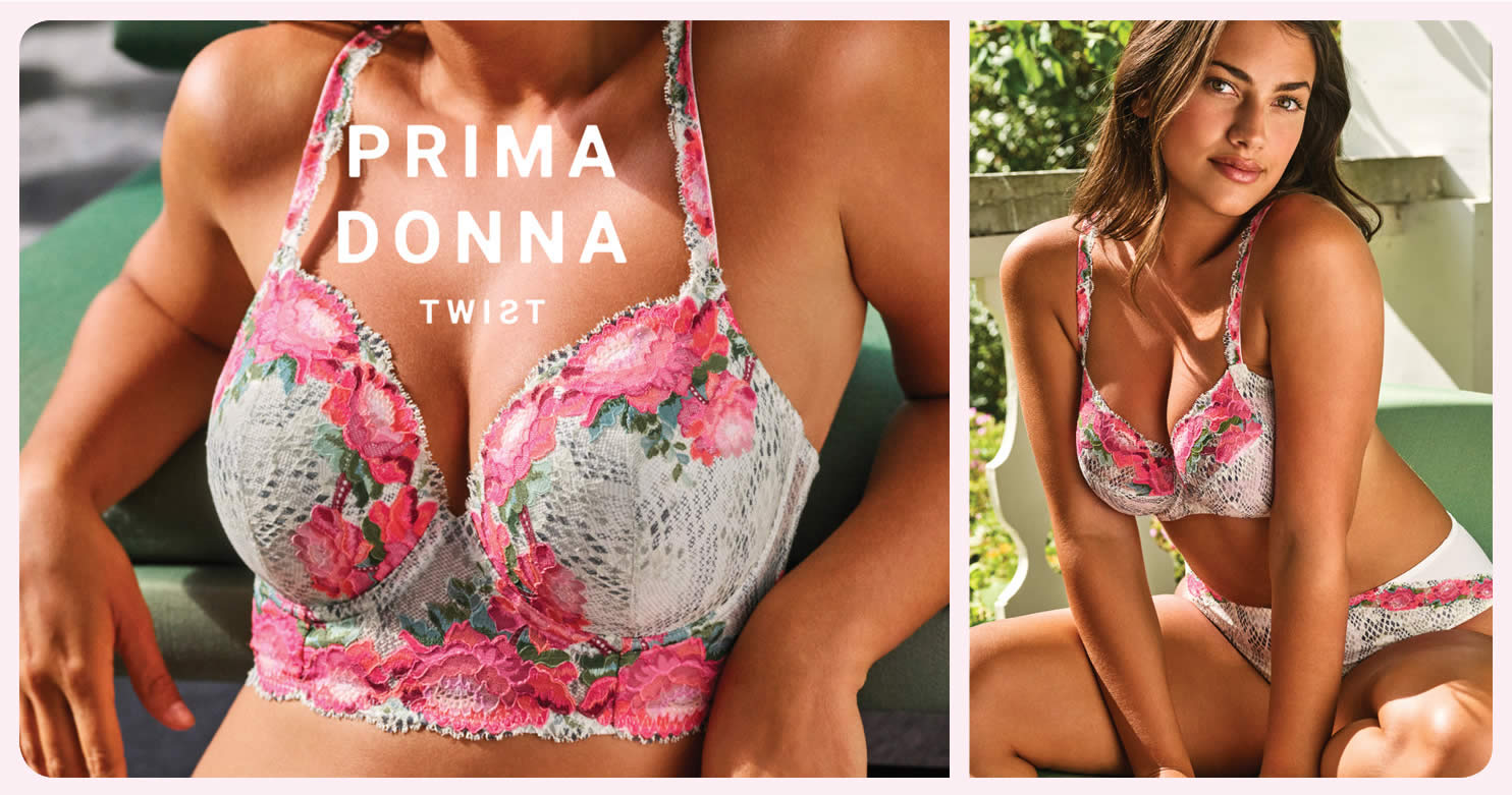 Prima Donna Twist 2021 Zomer La Kemme Lingerie
