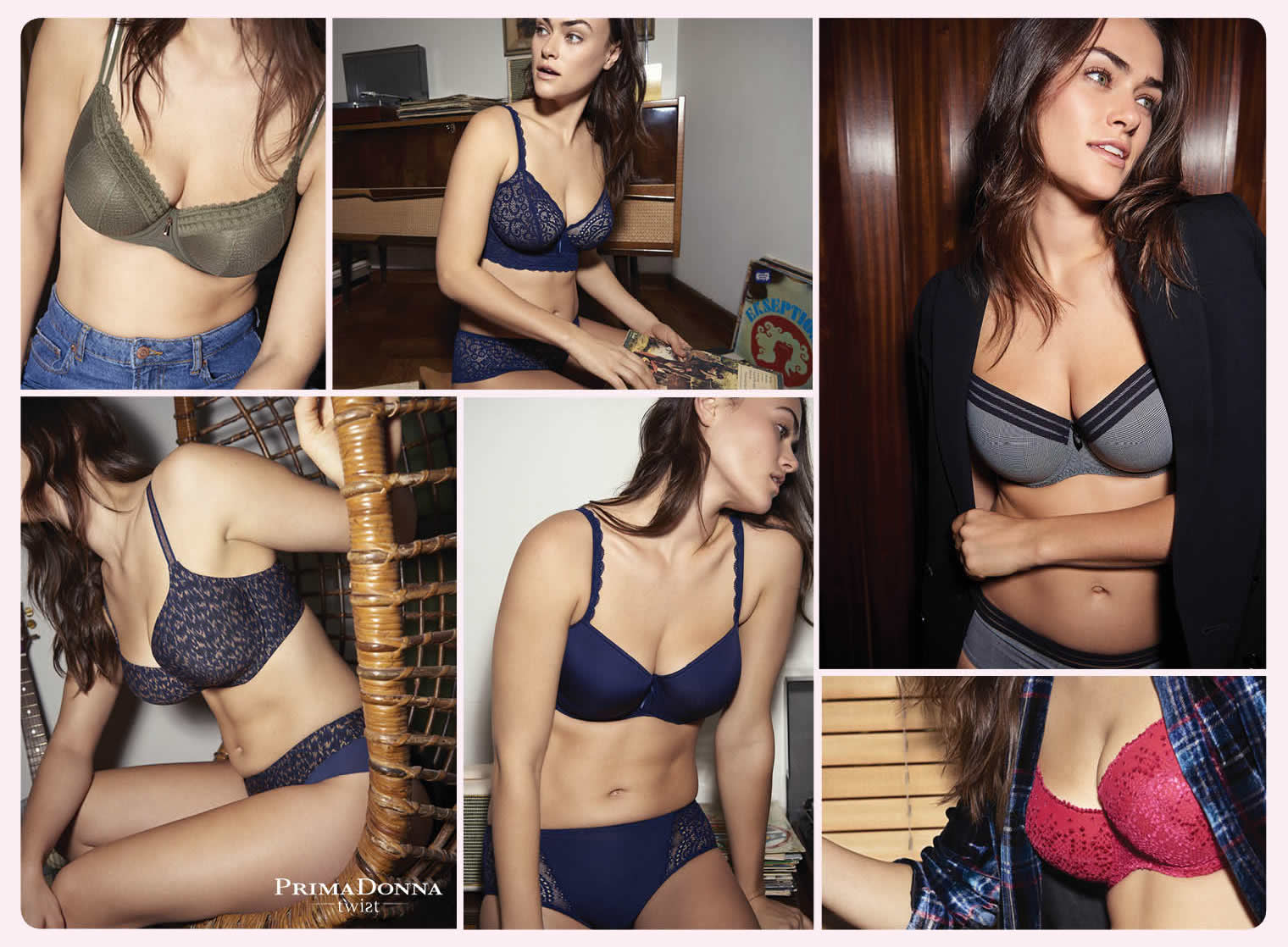 Prima Donna Winter Twist 2019 La Kemme Lingerie